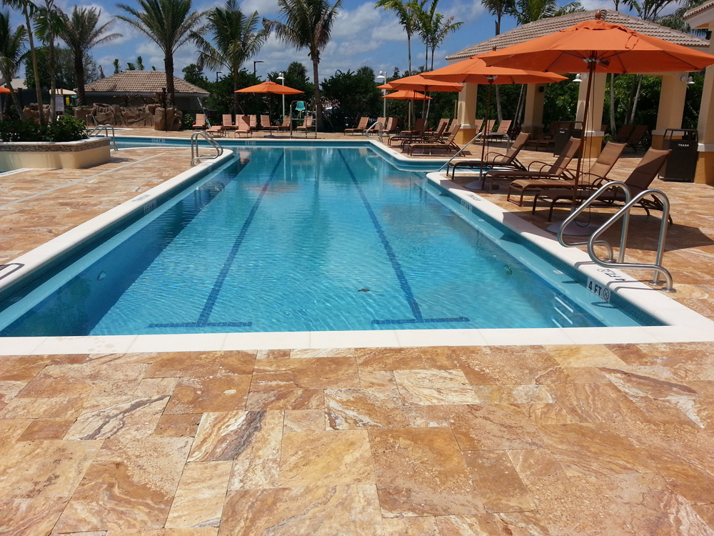 Orlando Pool Decks, Pavers