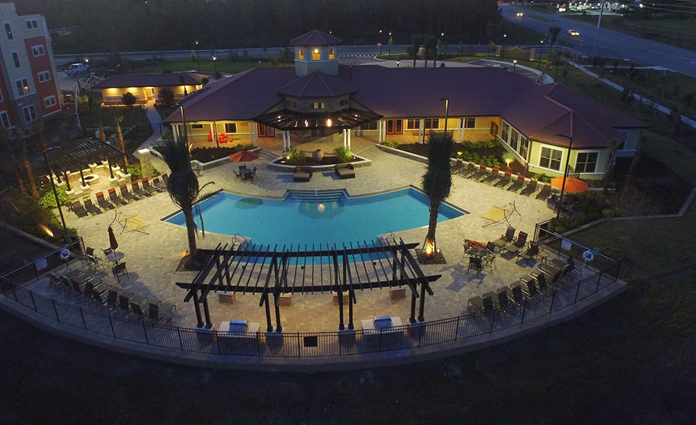 Commercial Pool Builders Florida & the Caribbean