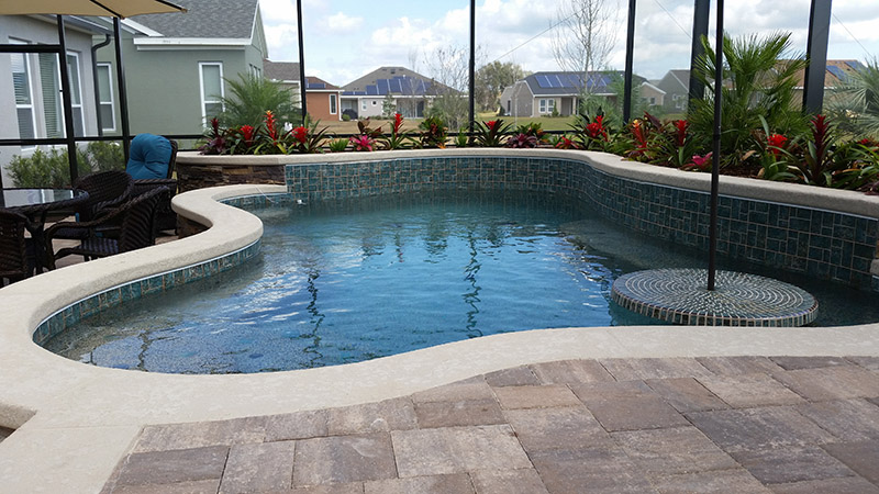 Swimming Pool & Spas Design Gallery Orlando