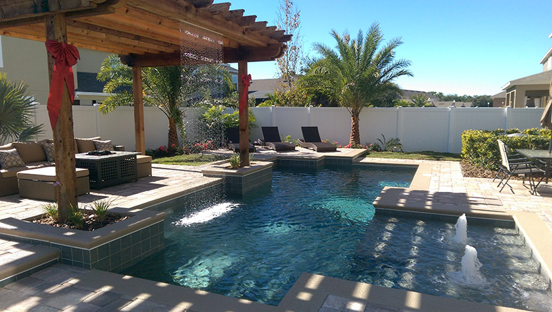American pools spas orlando florida pool builders - Above ground swimming pools orlando florida ...