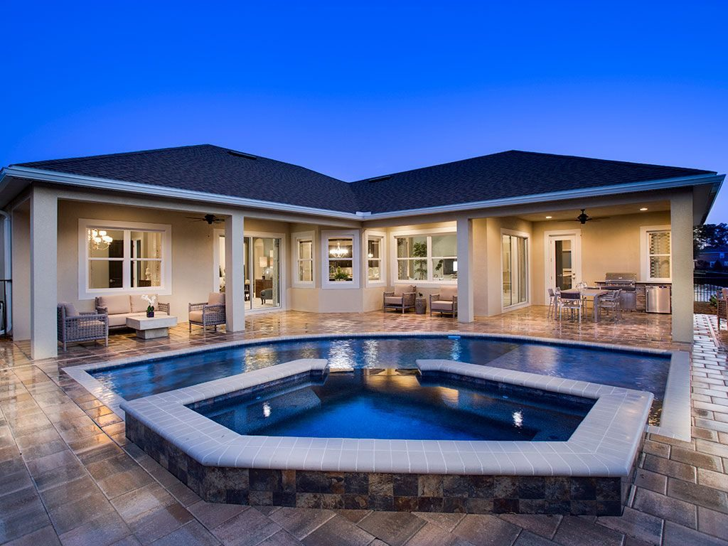 Pool Builders Orlando Florida American Pools Amp Spas