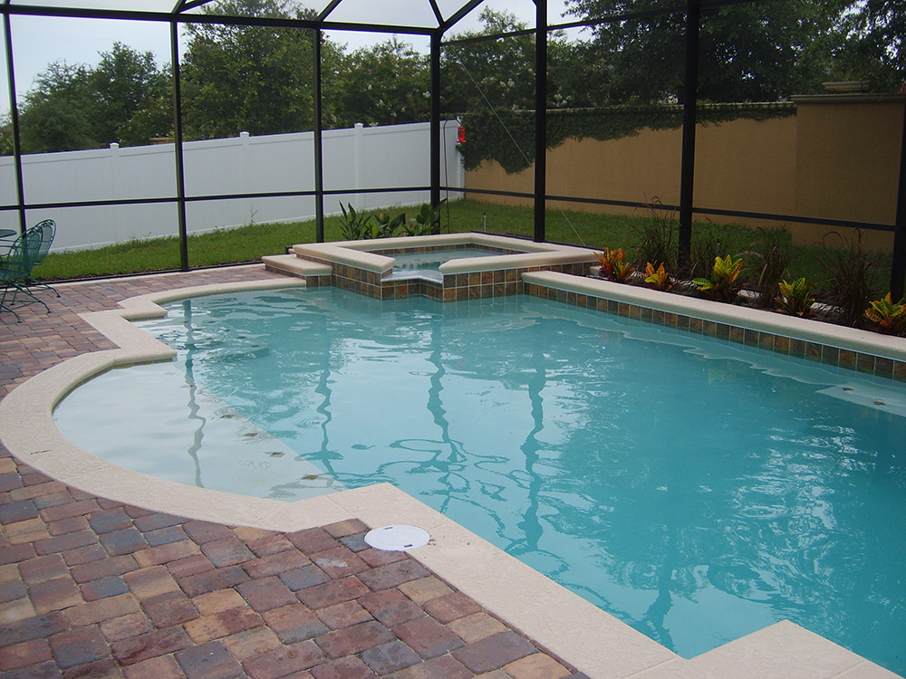 Swimming Pool Amp Spas Design Gallery Orlando