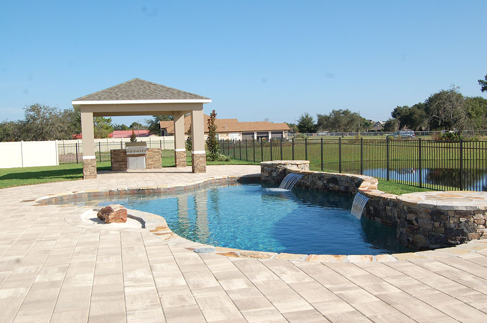 Swimming Pool Amp Spas Design Gallery Orlando