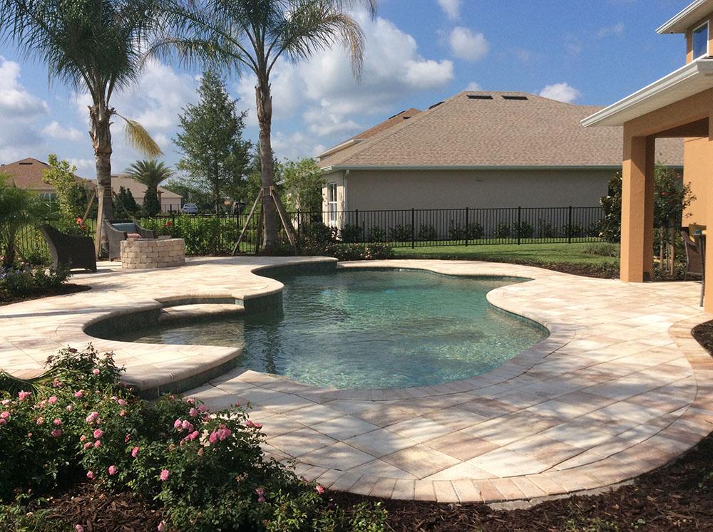 Orlando Pool Decks Pavers