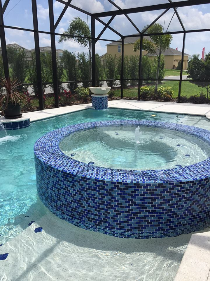 Swimming Pool & Spas Design Gallery Orlando
