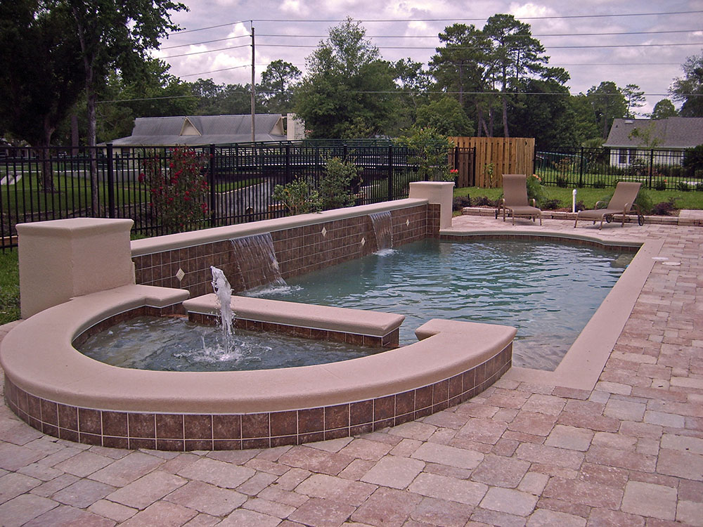American Pools Amp Spas Orlando Florida Pool Builders
