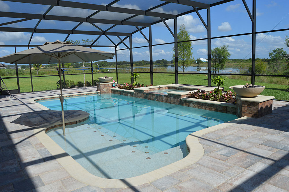 Swimming Pool Spas Design Gallery Orlando