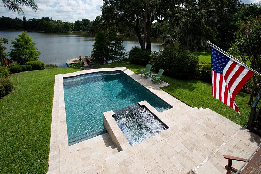 Swimming Pool Spas Design Gallery Orlando