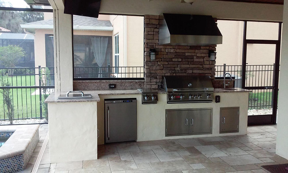 outdoor kitchen orlando florida