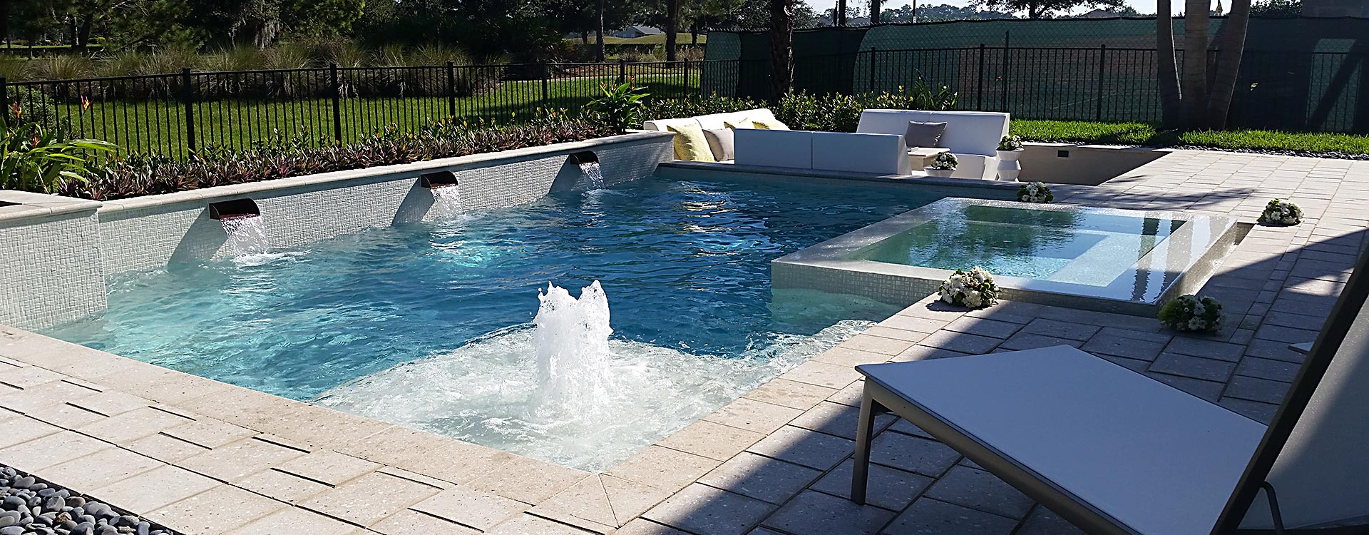 Orlando Inground Swimming Pool Builders Amercian Pools And Spas